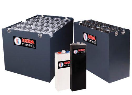Аккумуляторы для складской техники