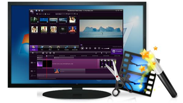 Популярные программы для монтажа видео