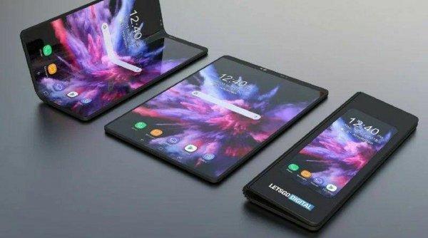 Xiaomi запатентовал гибкий смартфон в форме книги