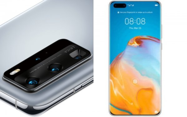Huawei P50 готовят к выпуску в 2021 году