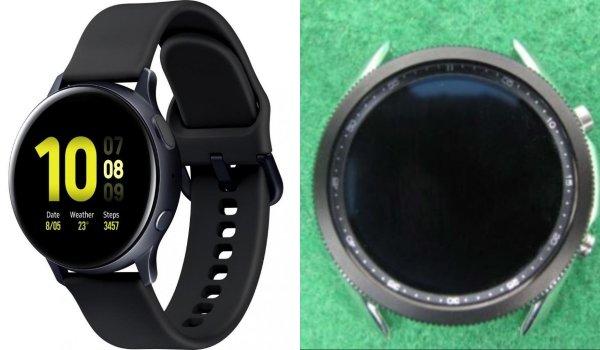 Часы Samsung Galaxy Watch 3 из нержавеющей стали смогут делать ЭКГ
