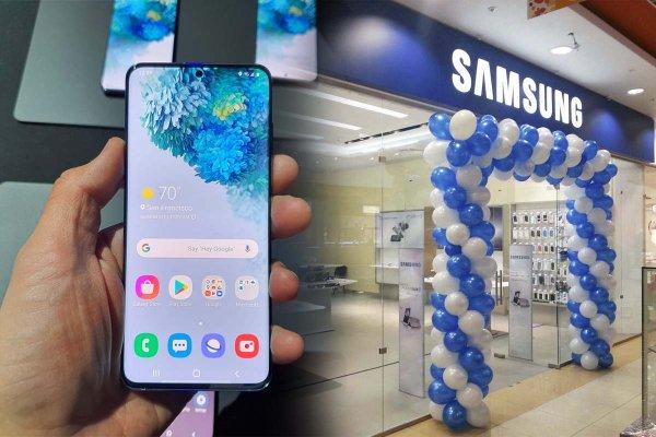 Россияне смогут арендовать новые смартфоны Samsung