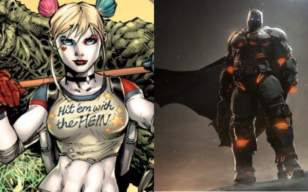 Warner Bros готовятся анонсировать игры про «Бетмена» и «Отряд самоубийц»