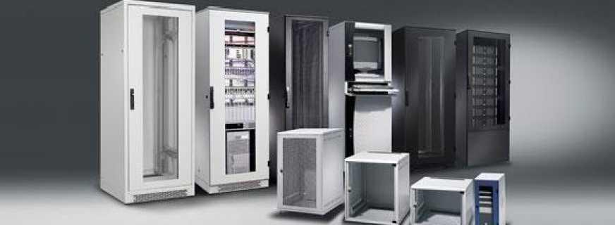 Качественные серверные шкафы от надежного производителя