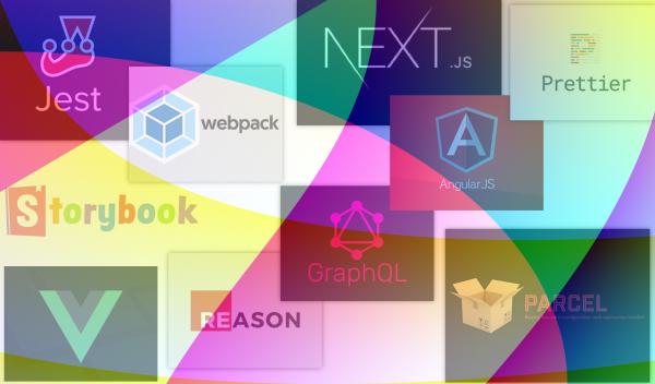 Программные разработки на основе фреймворков Javascript