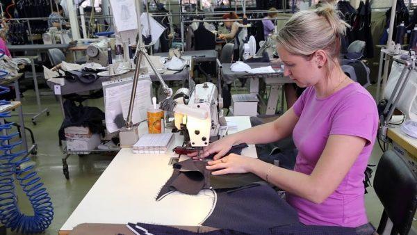 Швейная фабрика Славянка реализует самые качественные изделия