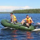 Как поменять лодочный мотор: советы специалистов