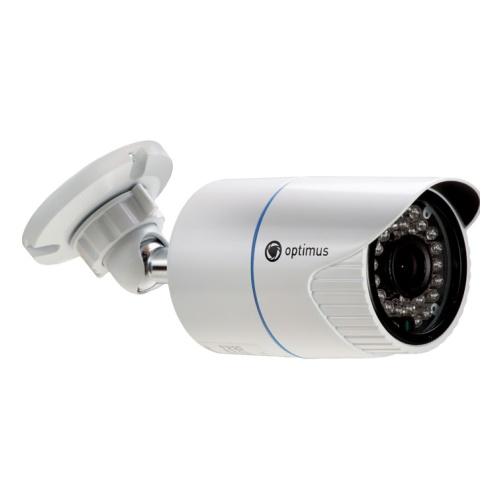 IP видеокамеры с разрешением 4 Mp - надежная и высокоинтеллектуальная безопасность объектов