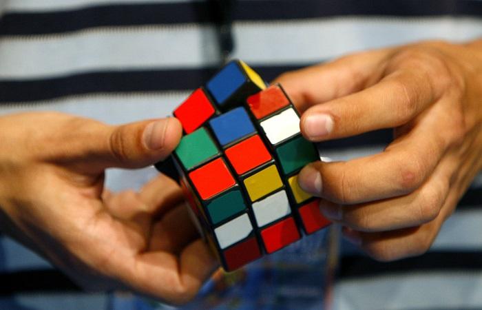 Кубик Рубика и другие головоломки