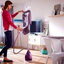 Отпариватели для разглаживания тканей и одежды