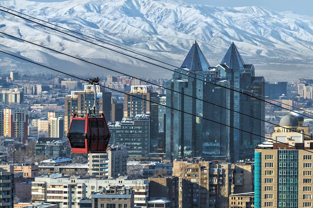 Отдых в городе Алматы