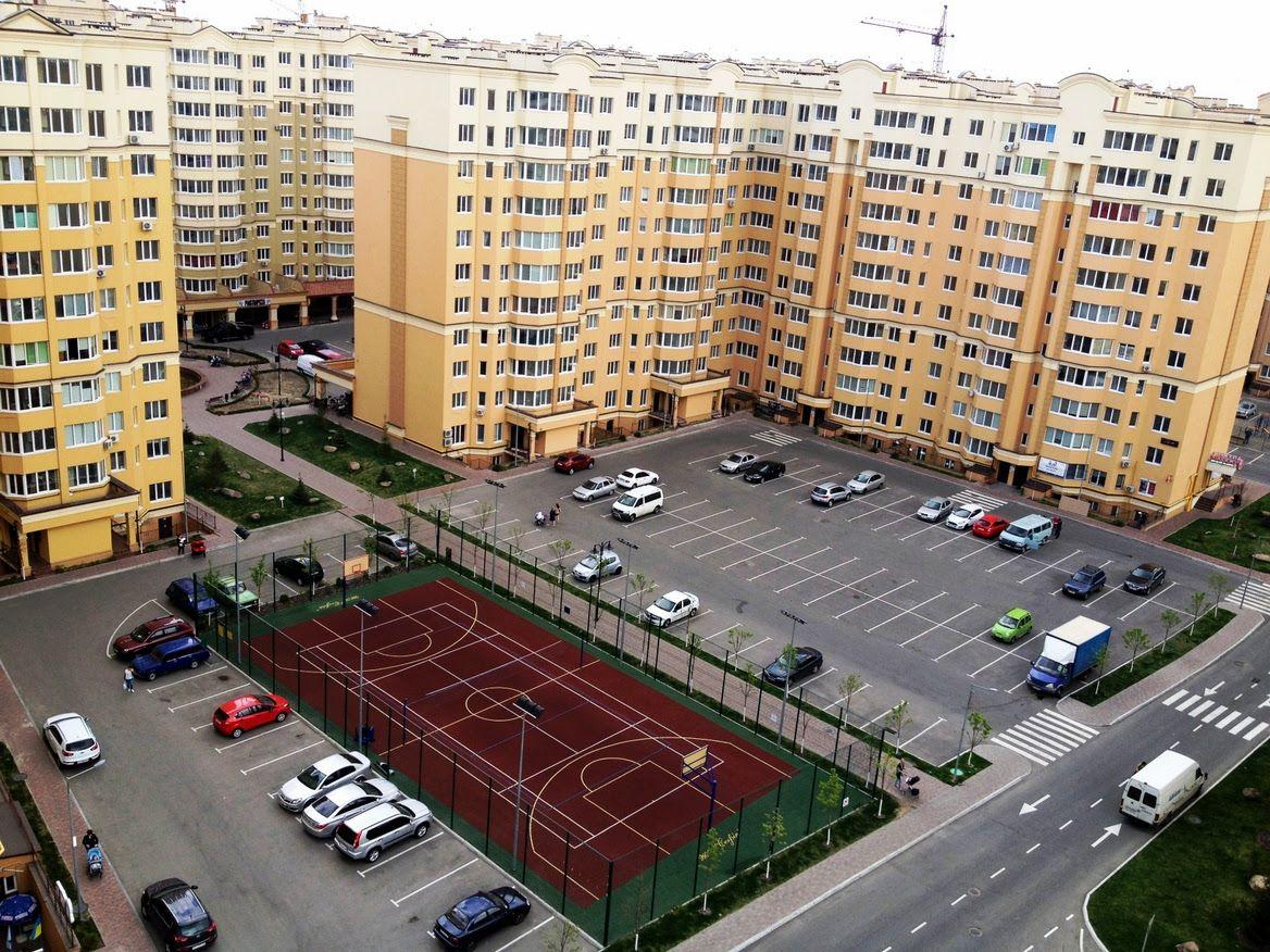 Однокомнатная квартира в Киеве от застройщика