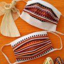 Захисні маски з вишивкою купити в Україні - великий вибір, вигідні ціни, швидка доставка