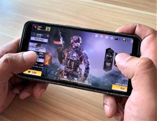 Играйте в Call of Duty Мобайл