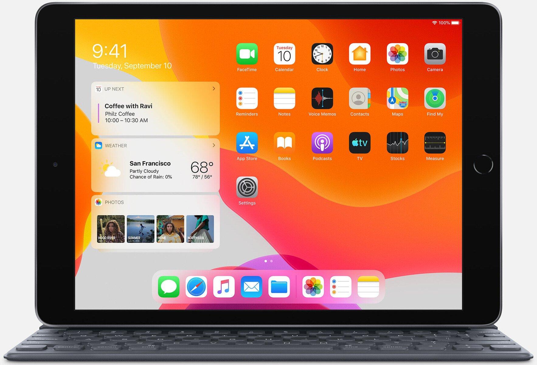 Разные аксессуары для iPad
