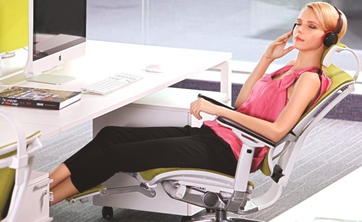 Эргономичные кресла — критерии выбора