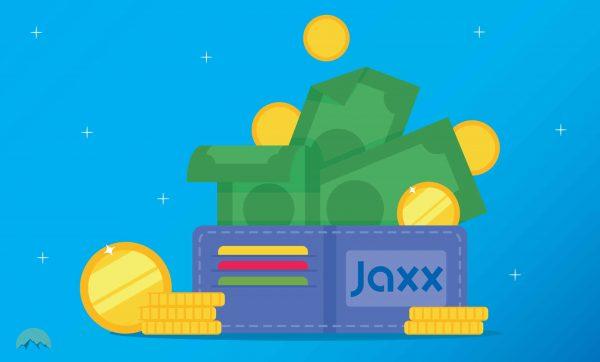 Jaxx Liberty – безопасный криптовалютный кошелек