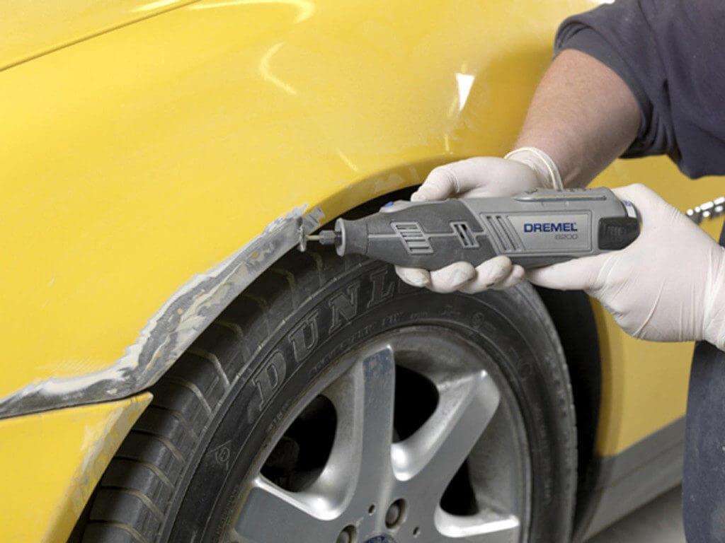 Восстановление ЛКП кузова и полировка оптики авто