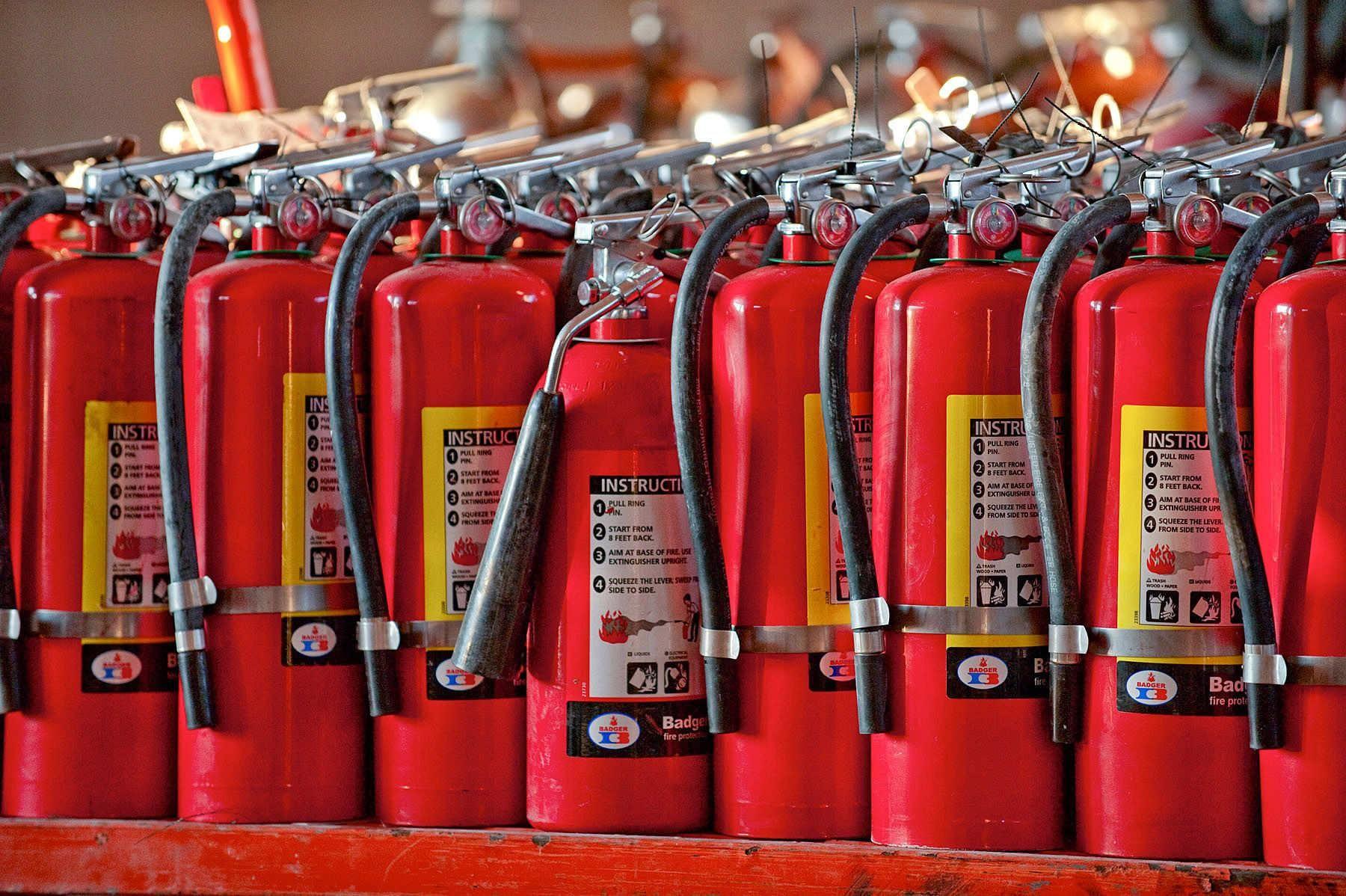 Противопожарное оборудование Торгового Дома Новмет
