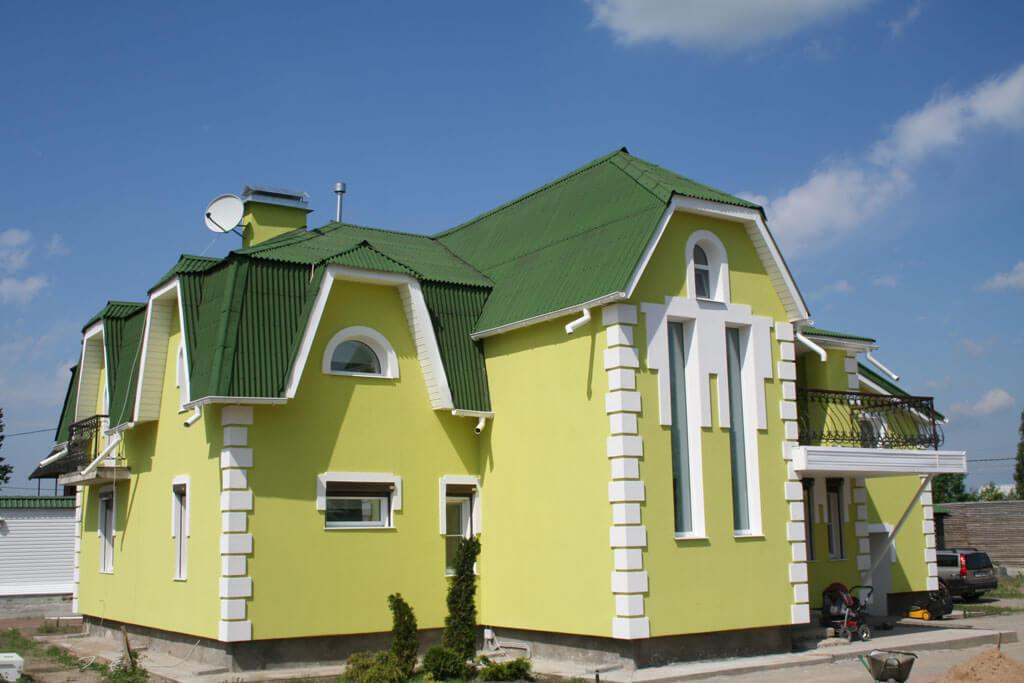 Идеальная покраска дома снаружи