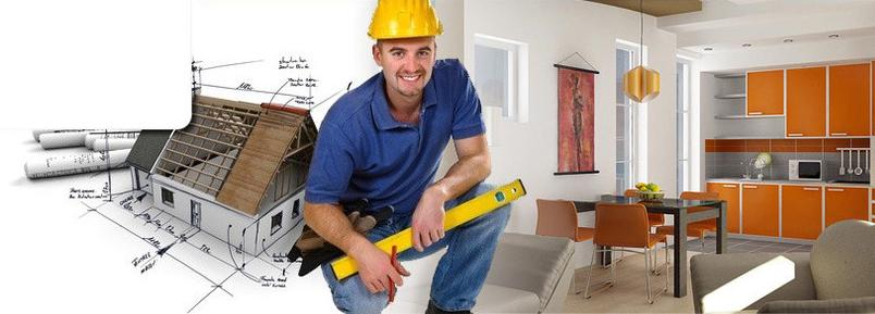 Услуги по строительству домов и внутренней отделке