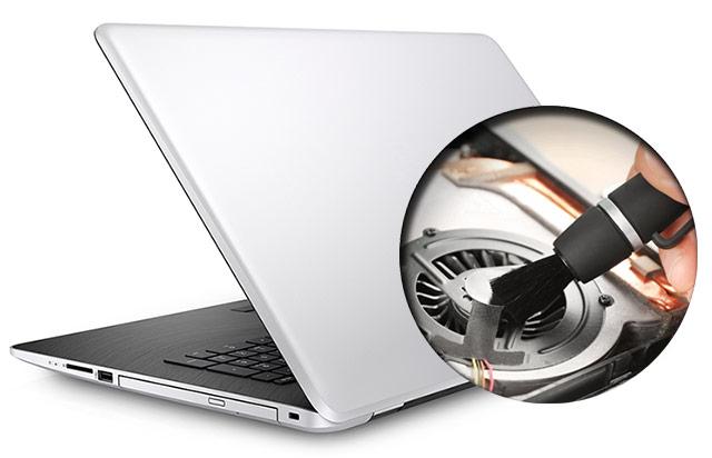 Чистка и ремонт ноутбуков в Алматы