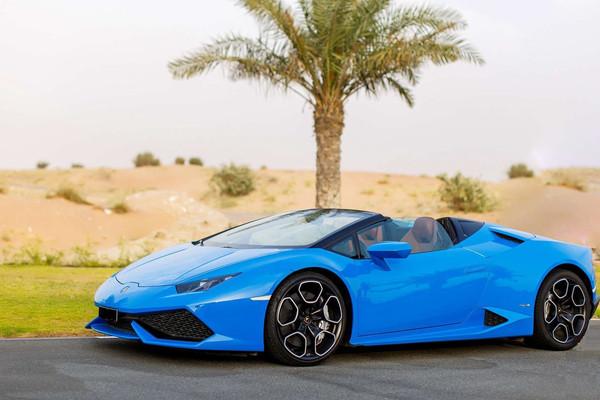 Аренда автомобилей Премиум класса в Дубаи