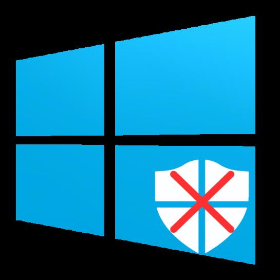 Способы отключения защитника на Windows 10