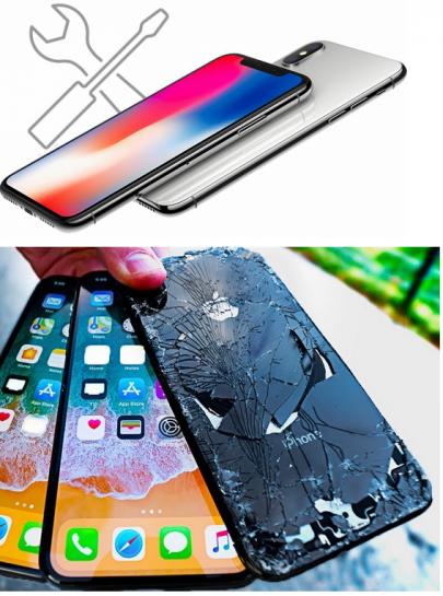Качественный ремонт смартфона iPhone XS в Риге