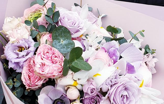Быстрая доставка свежих цветов в городе Рязань