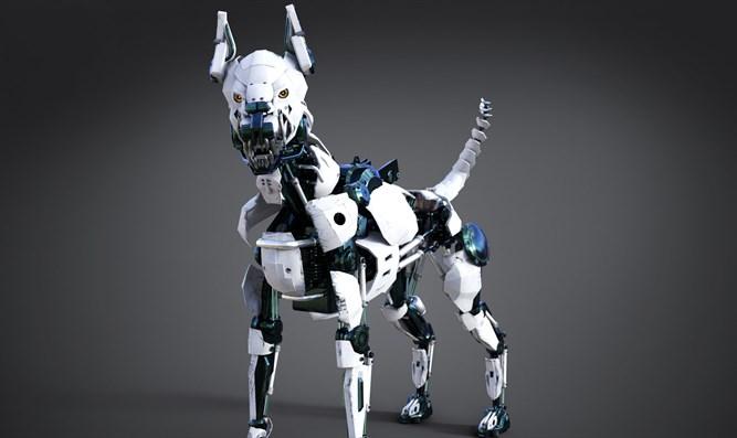 Разработка собаки-робота для разных целей
