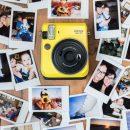 Форматы фотографий и пленка для камер Instax