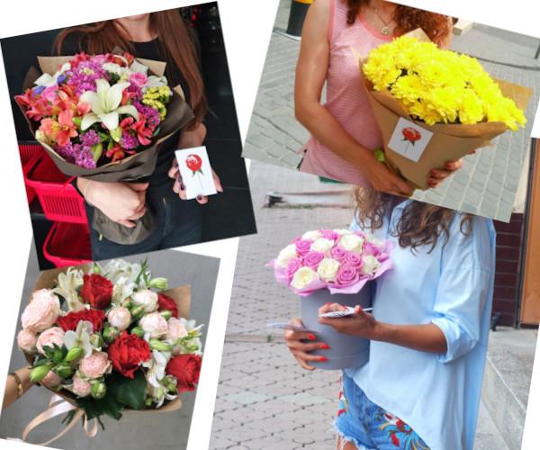 Доставка цветов в Херсоне от «Дома цветов»