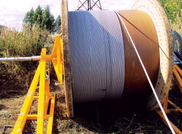 Разные провода для ЛЭП
