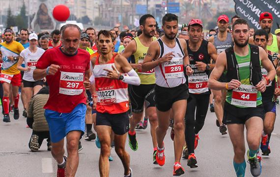 Сподін Ігор i участь у Гамбурзькому марафоні