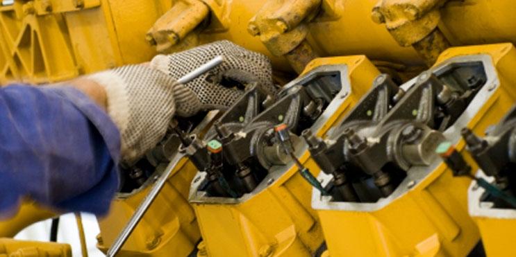 Ремонт электростанций и дизельных генераторов