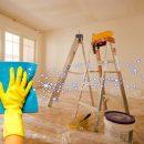 Уборка квартир и других помещений после ремонта в Москве