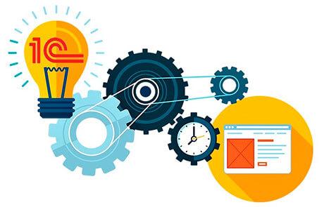 Автоматизация бизнеса в сети с 1С