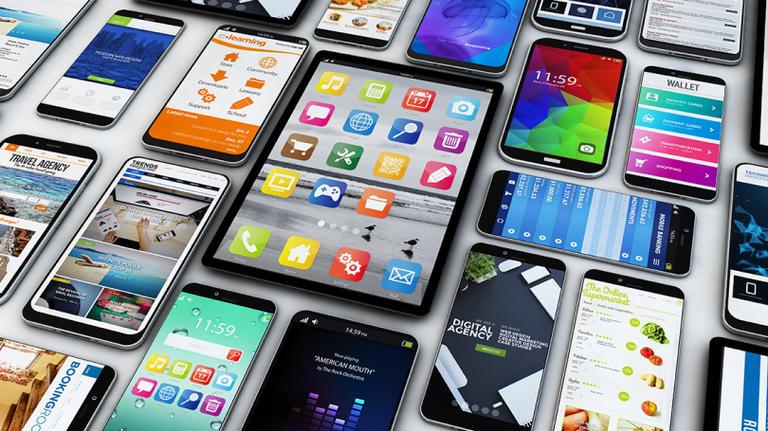 Обучающие мобильные приложения для смартофонов с любыми ОС