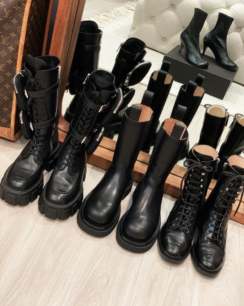 Трендовая осенняя обувь для девушек