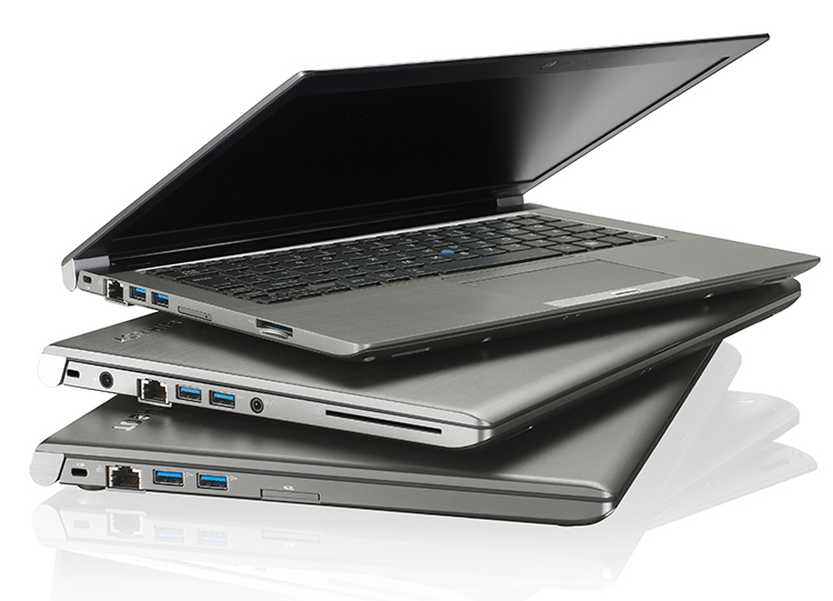 Б/у ноутбуки из США