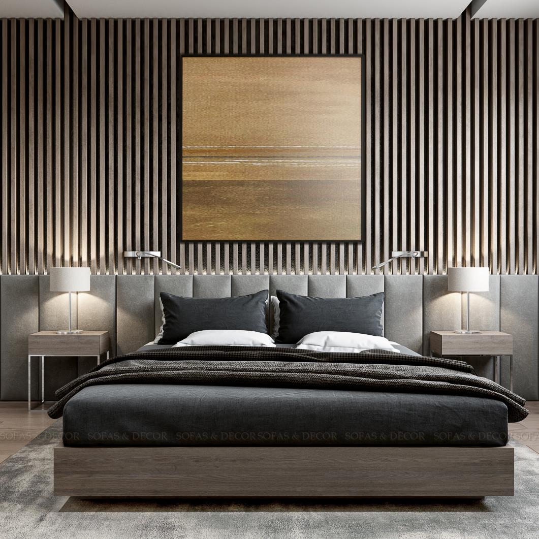 Кровати на заказ по проекту дизайнеров или эскизу заказчика в Санкт-Петербурге