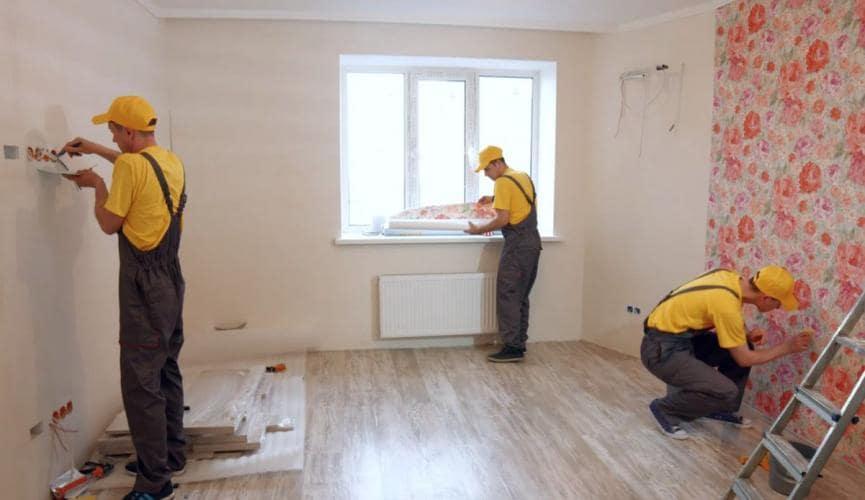 Качественный ремонт квартир в Москве и МО «под ключ»