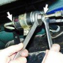 Небольшая инструкция по замене топливного фильтра на вашем автомобиле