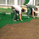 Виды и применение газонной решетки